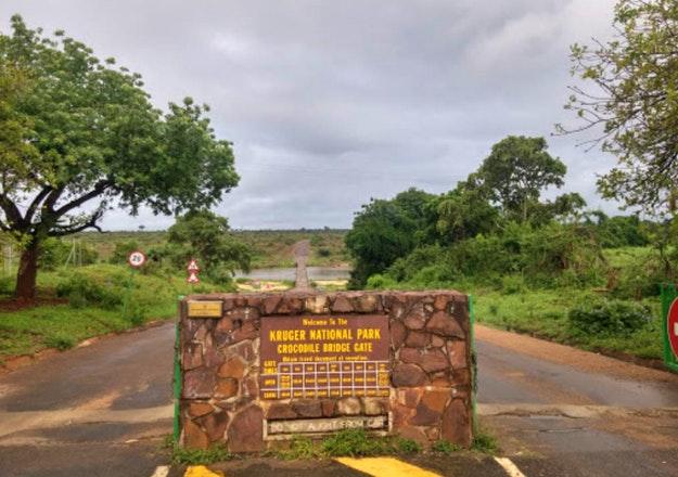 Crocodile Bridge Gate