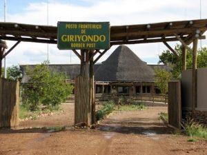 Giriyondo Gate