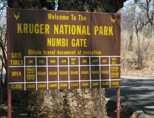 Numbi Gate