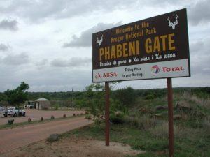 Phabeni Gate