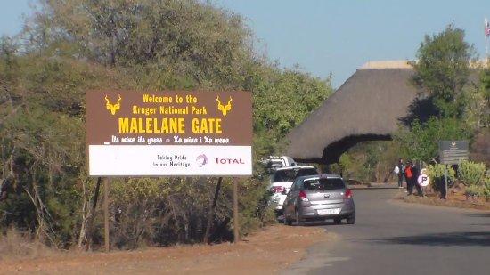 The Malelane Gate